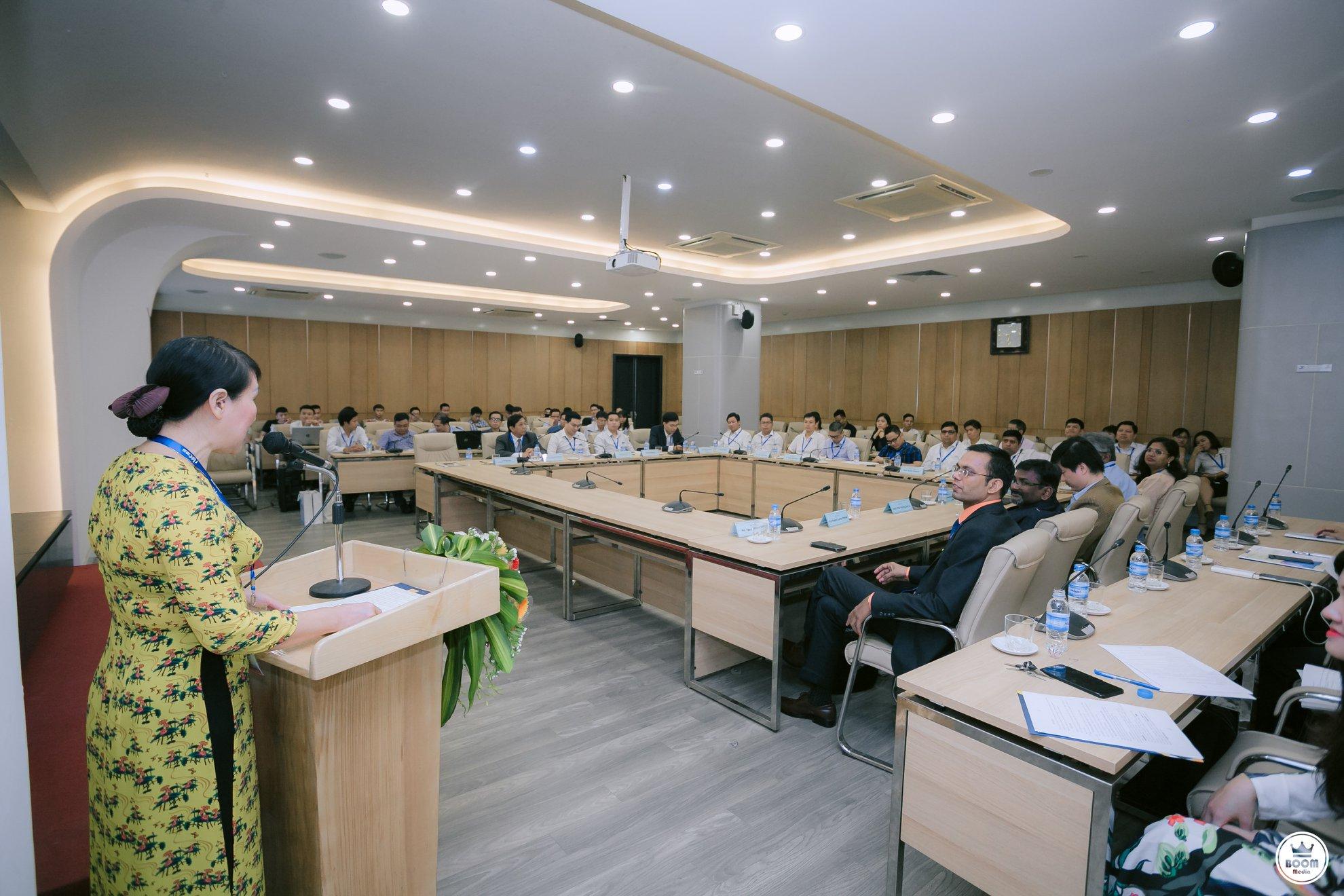 Khai mạc Hội nghị quốc tế về nghiên cứu tính toán thông minh trong kỹ thuật lần thứ IV, năm 2019 tại Đại học Công nghiệp Hà Nội