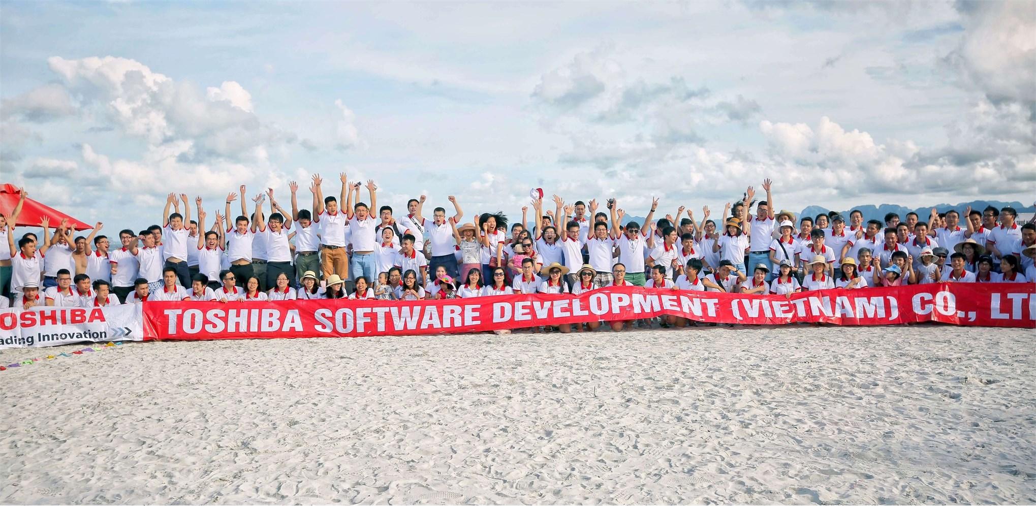 Hội thảo cơ hội thực tập, việc làm của Công ty TNHH Phát triển phần mềm Toshiba Việt Nam