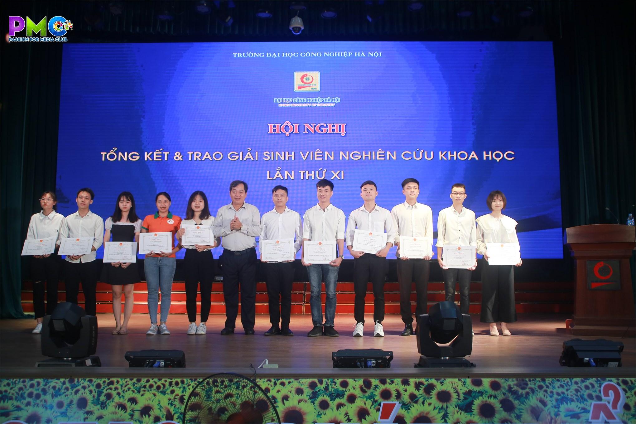 Thông báo đăng ký đề tài NCKH của sinh viên năm học 2020 - 2021