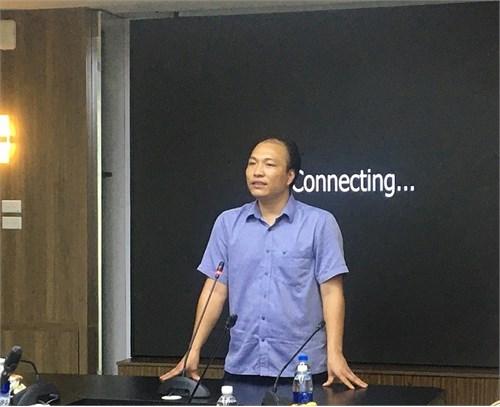 Cơ cấu tổ chức khoa Điện tử