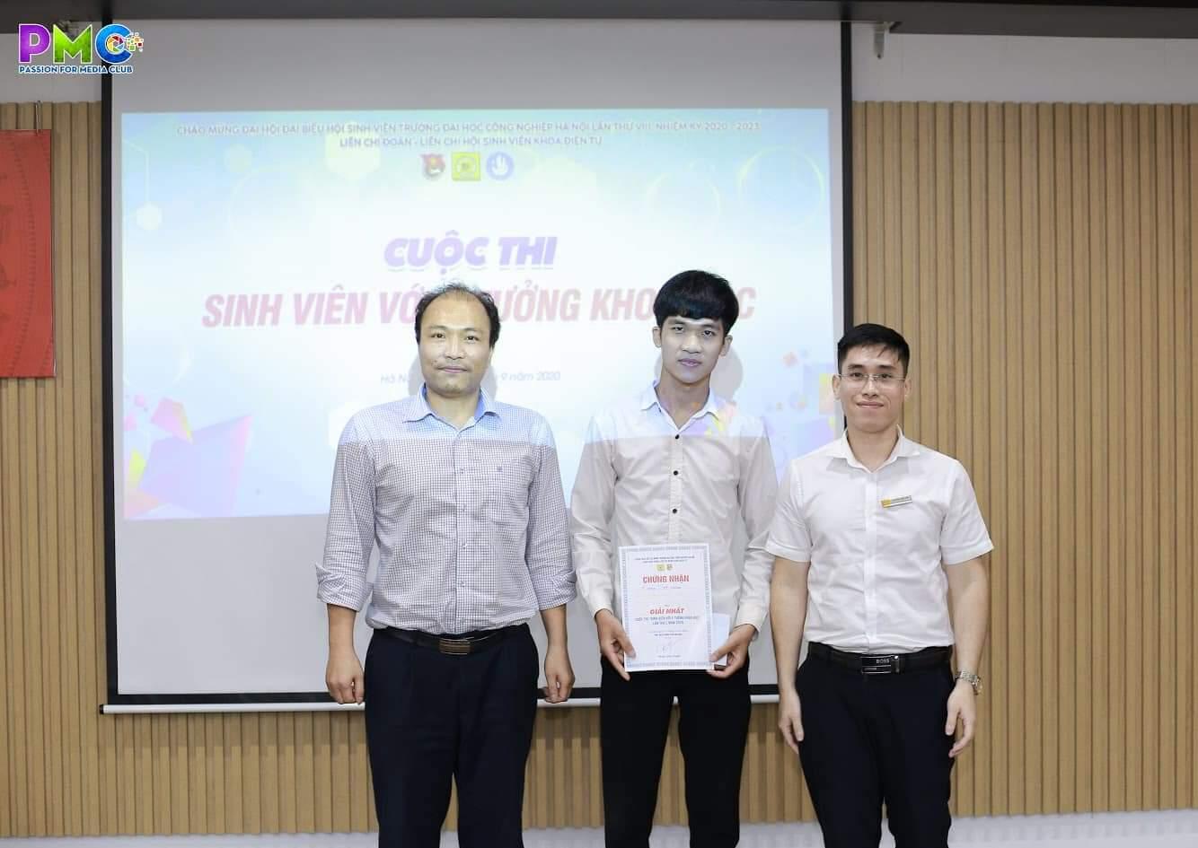Chung kết và Bế mạc cuộc thi sinh viên với ý tưởng khoa học - Student's scientific ideas 2020