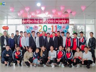 """Các hoạt động tri ân """"Người khai sáng"""" nhân ngày nhà giáo Việt Nam"""