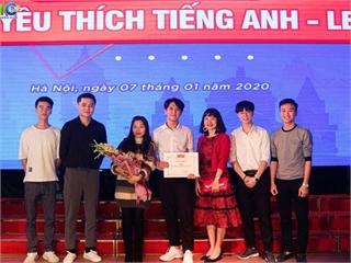 """Sinh viên khoa Điện tử với chung kết cuộc thi """"Let's go 2019"""""""