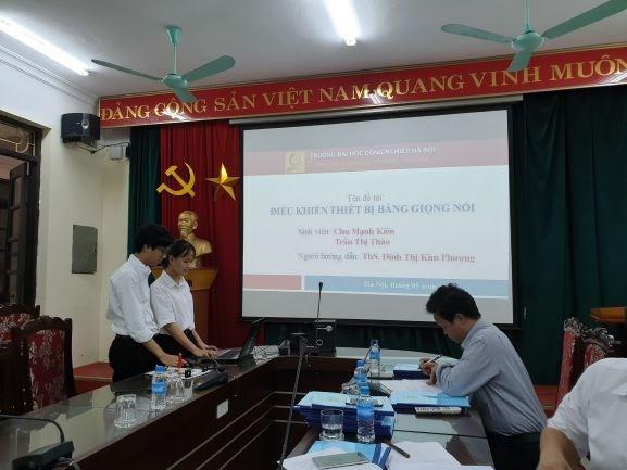 Hội nghị sinh viên nghiên cứu khoa học lần thứ X