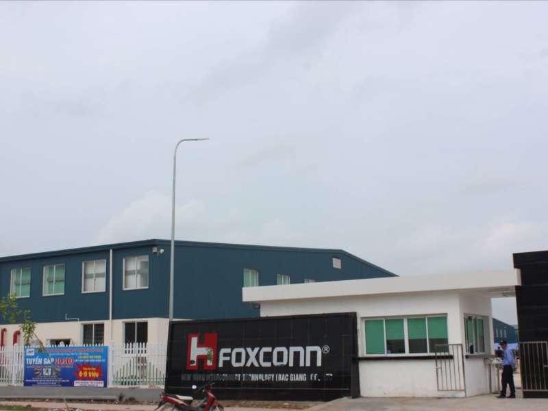 """""""Liên kết đào tạo và tuyển dụng lớp kỹ sư chuyên ban của Tập đoàn KHKT Hồng Hải (Foxconn) ĐH khóa 11"""