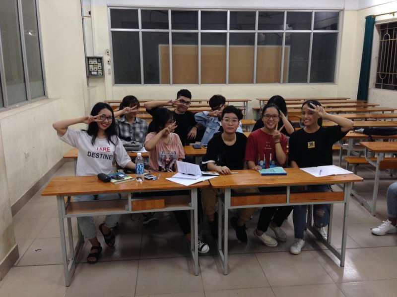 Câu lạc bộ học tập Khoa Điện tử chuẩn bị kế hoạch bồi dưỡng kiến thức năm học mới