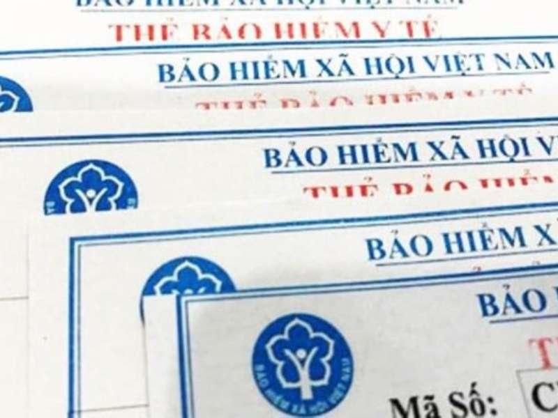 Danh sách sinh viên phải kê lại biểu mẫu TK1 - TS để nhà trường mua BHYT