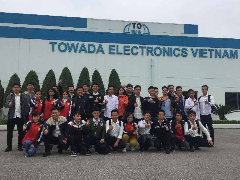 Thông báo về việc thực tập tốt nghiệp và Đồ án tốt nghiệp SV ĐH Khóa 11 khoa Điện tử