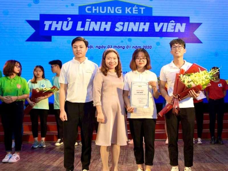 Khoa Điện tử đạt Giải Nhất cuộc thi Thủ lĩnh sinh viên