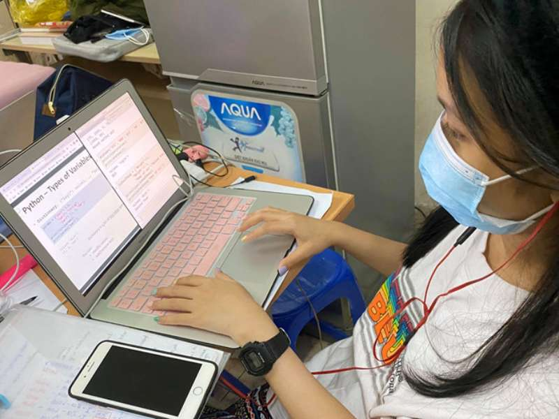 Phương pháp học trực tuyến hiệu quả