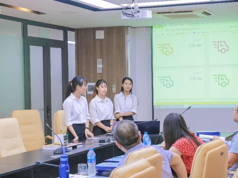 Báo cáo, nghiệm thu đề tài sinh viên NCKH năm 2020
