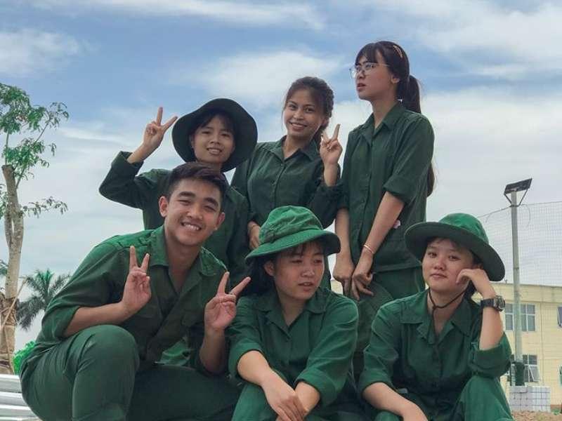 Đại học K14 nói về Học kỳ quân đội đầu tiên của tôi - trong hành trình trưởng thành