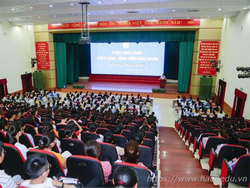 Hội thảo giới thiệu du học thạc sỹ tại Đại học Cao Hùng Đài Loan do Tập đoàn KHKT Hồng Hải (Foxconn) tài trợ học bổng toàn phần