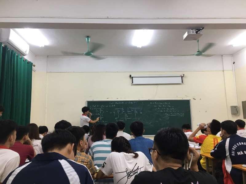 Khai giảng các lớp câu lạc bộ học thuật điện tử FEA 2020