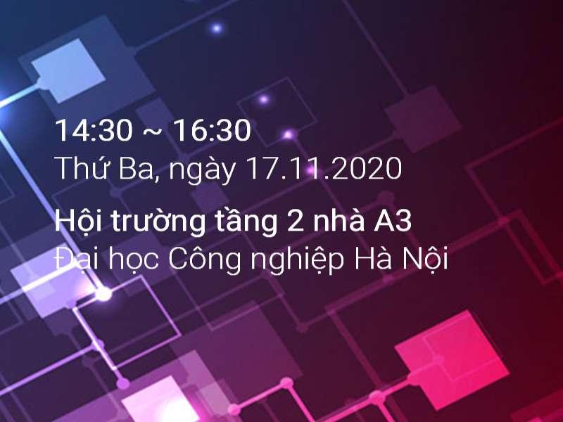Kế hoạch Hội thảo cơ hội việc làm của Công ty TNHH Samsung Electronics Việt Nam - 17/11/2020