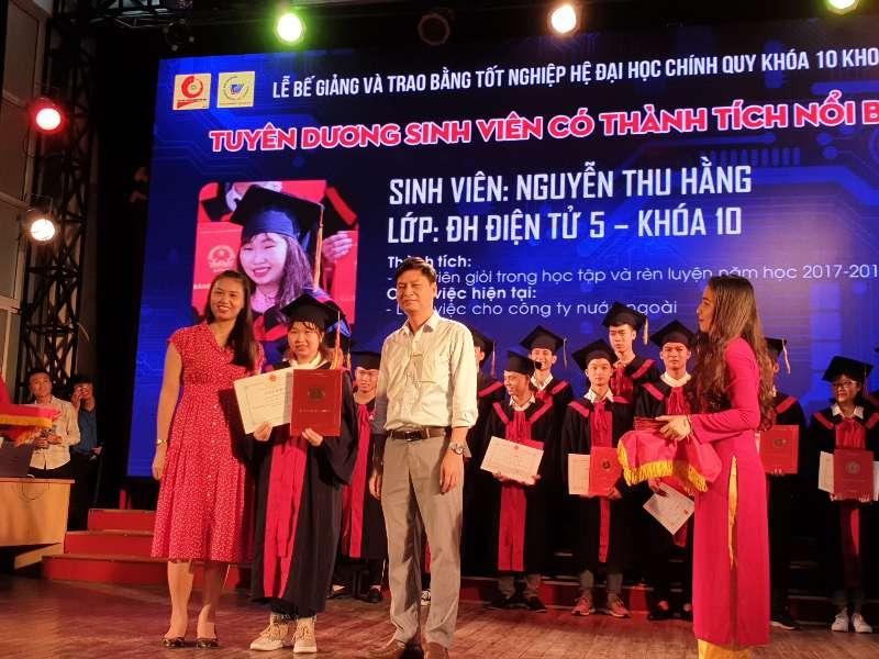 Danh sách tốt nghiệp Tháng 6 năm 2020
