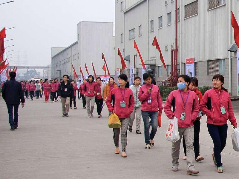 Chương trình tiếp nhận SV Đại học K12 thực tập tốt nghiệp tại Tập đoàn KHKT Hồng Hải (Foxconn)