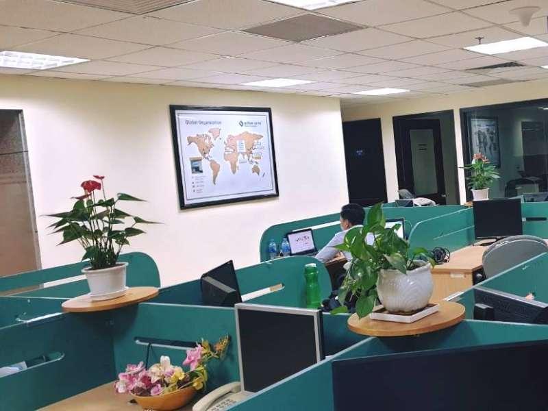 Tiếp nhận thực tập tại công ty Qorvo Việt Nam