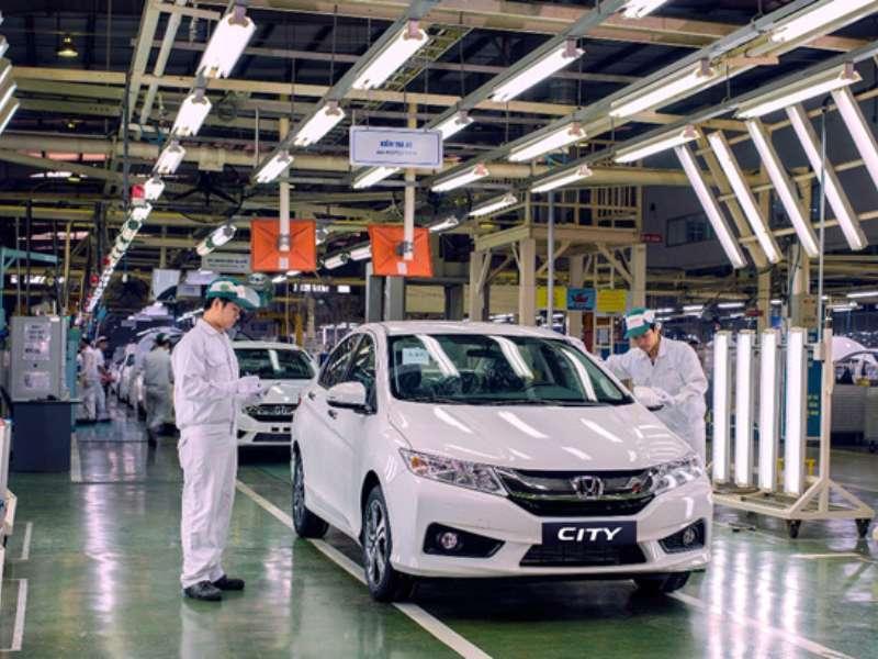 Thông báo kế hoạch tham quan nhà máy Honda Việt Nam
